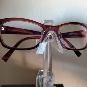 Ed Hardy women's eyeglass frame